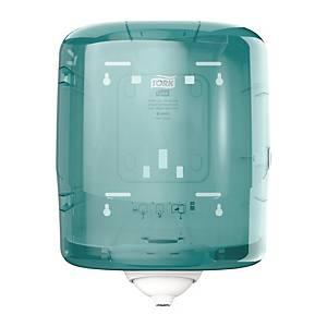 Tork Reflex™ centerfeed poetsroldispenser M4, blauw, per stuk