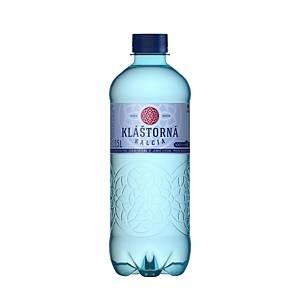 Minerální voda Kláštorná Kalcia jemně perlivá, 0,5 l, 12 kusů