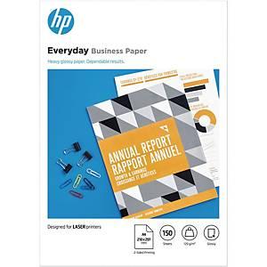 Fotopapir HP Everyday Business 7MV82A, A4, 120 g, æske a 150 ark