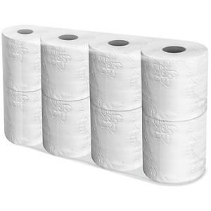 Toaletní papír Harmony Neutral konvenční role 0529, bílá, 2vrstvý