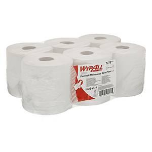 Papírové utěrky se středovým odvíjením Kimberly Clark WypAll L20 7278, 150 m