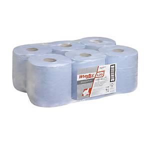 Papírové utěrky se středovým odvíjením Kimberly Clark WypAll L20 7277, 150 m