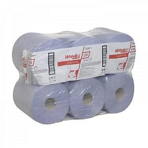 Papírové utěrky se středovým odvíjením Kimberly Clark WypAll L10 7255, 300 m