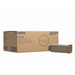 Papírové utěrky Kimberly Clark Hostess 6872, 1vrs., 24 balení po 224 ks