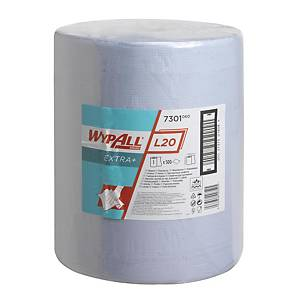 Kimberly Clark Wypall L20 Extra 7301 Industrierolle, blau