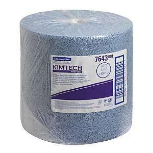 Netkaná textilie Kimberly Clark Kimtech 7643, modrá
