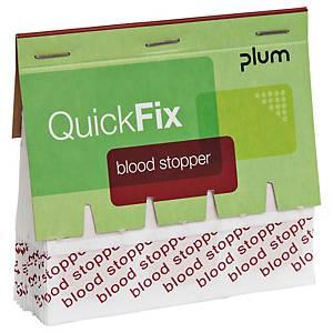 Nachfüllpflaster QuickFix, Blood Stopper, Packung à 45 Stück