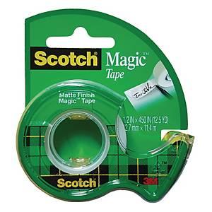 Scotch 思高牌 104 神奇隱形膠紙及膠紙座 0.5吋 x 12.5碼