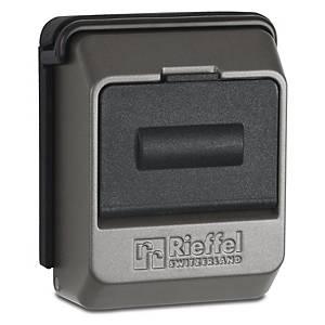 Schlüsseldepot Rieffel, 84x69x41mm, für 6 Schlüssel