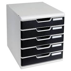 Moduł archiwizacyjny EXACOMPA Multiform Modulo A4, 5 szuflad