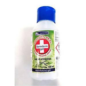 Bannderm dezinfekční gel na ruce, 100 ml
