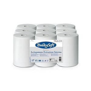 Bulky Soft Premium Midi Rolle mit Innenabrollung 96610, weiß