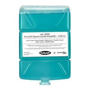 BulkySoft 45690 folyékony szappan, tenger illat, 1000 ml