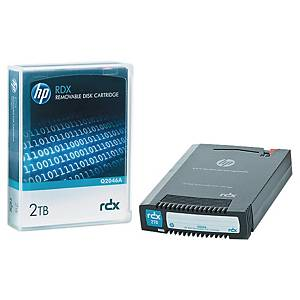 HPE Q2046A REMOVABLE DISK CART RDX 2TO