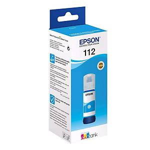 EPSON náhradní inkoustová lahvička C13T06C24A, pigmentová cyan