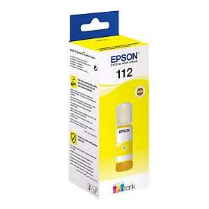 EPSON náhradní inkoustová lahvička C13T06C44A, pigmentová žlutá