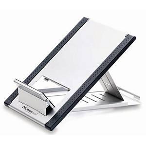 Laptopstand Mousetrapper Laptop/Tablet Stand, sort/sølv
