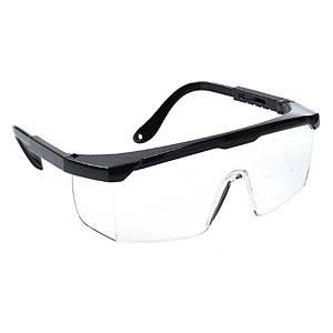 /Occhiali protezione Portwest Classic Safety PW33 - lente trasparente
