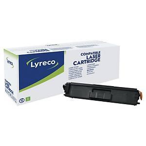 Lyreco compatibele Brother TN-421 toner cartridge, zwart