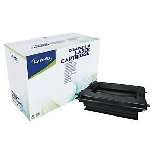 Lyreco kompatibilis toner lézernyomtatókhoz HP 37X (CF237X), fekete