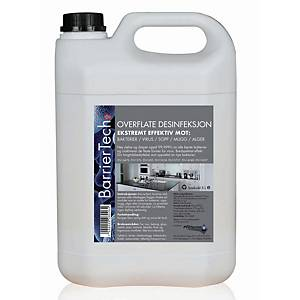 BARRIERTECH SANITISER & SURFACE CLEAN 5L