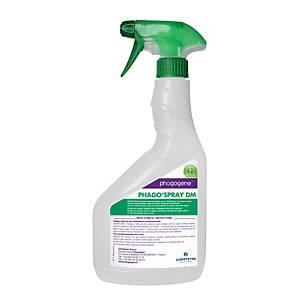 Nettoyant désinfectant hydroalcoolique Christeyns Phago Spray DM - spray 750 ml