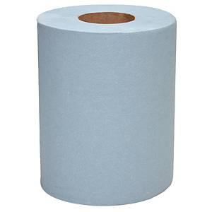 Pack de 6 bobinas de paños Wypall - azul