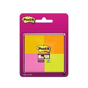 PK4 POSTIT 6910SS-YPOG S/S NOTE47.6X47.6