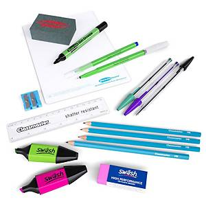 Home School Stationery & Drywipe Kit
