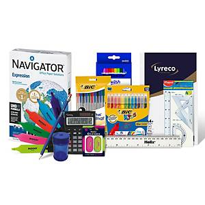 Home School Stationery Pack