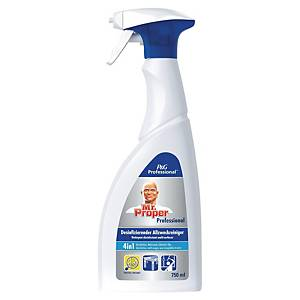 Nettoyant désinfectant Multi-surfaces Mr Proper - spray de 750 ml