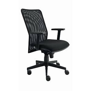 Set höhenverstellbarer Schreibtisch 160 x 80 cm + Bürostuhl