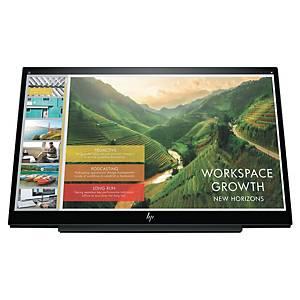 Écran PC HP EliteDisplay S14 - portable - LED - Full HD - 14