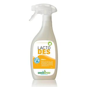 Spray désinfectantGreenspeed Lacto Des, 500 ml, biodégradable