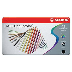 Aqua colour pencil Stabilo