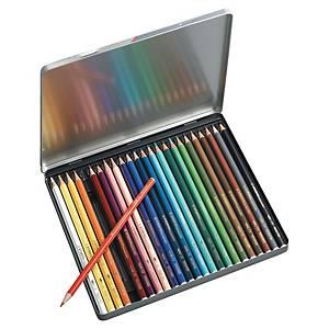 Stabilo® Aquacolor aquarel potloden, doos van 24 kleurpotloden