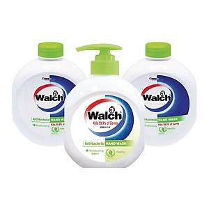 Walch Moist Liquid Soap 525ml x 3 Value Pack
