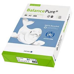 Papier pour imprimante Balance Pure A3, 80 g/m2, blanc, paquet de 500 feuilles