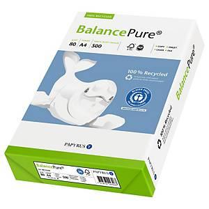 Papier pour imprimante Balance Pure A4, 80 g/m2, blanc, paquet de 500 feuilles