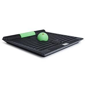 BLACKROLL Smoove Board noir/vert