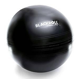 BLACKROLL ballon de gymnastique, Ø65 cm, noir