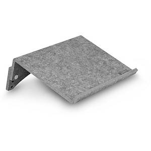 B&E BNEFDCLGY FLEXDOC COPYHOLDER GREY
