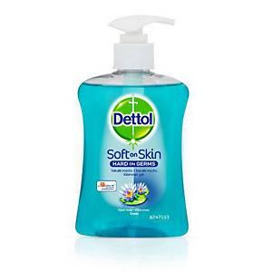 Dettol antibakteriális és lágyító hatású szappan, óceán, 250 ml