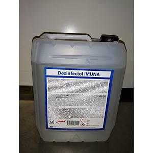 Desinfectol Imuna, wirksame Händedesinfektion, 5 l
