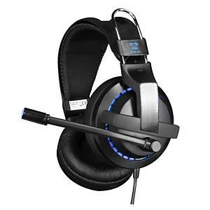 E-BLUE COBRA X951 mikrofonos fejhallgató szett
