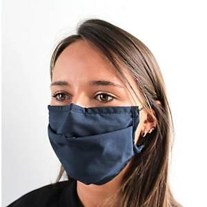 Masque barrière à usage non sanitaire Codupal - catégorie 1 - tissu - par 50