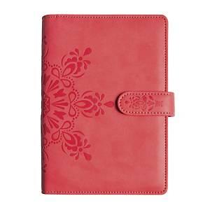 Exatime 17 cordoba agenda, 19x14cm, rouge
