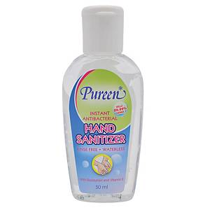 Pureen Antibacterial Hand Sanitizer - 50ml