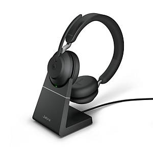 Casque Jabra Evolve2 65 MS, Duo/Stereo, USB Type A