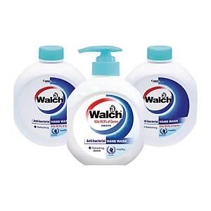 WALCH威露士 健康清香洗手液 525ML 3支優惠裝